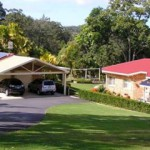 Alarks Nest Bed and Breakfast Frong