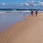 Miles of unspoiled beaches